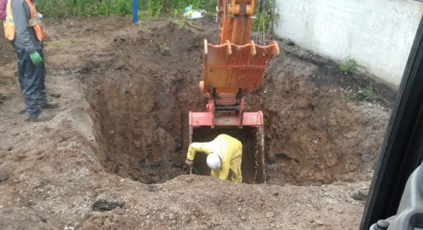 soil remediation service